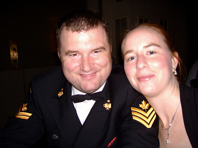 Naval Centennial Ball - October 2010