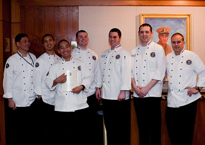 White House Mess serve Navy bean soup