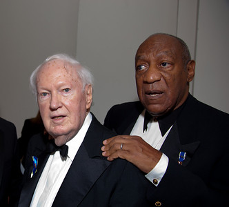 John Cosgrove and Bill Cosby