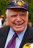 Memorial Day Reserve Assn. Wreath Laying with Ernest Borgnine : May 25, 2009