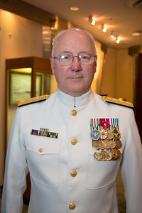 Chief of Navy Chaplains, Rear Adm. Mark Tidd