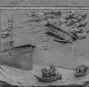 U.S. Navy Memorial Bas-Relief Panels