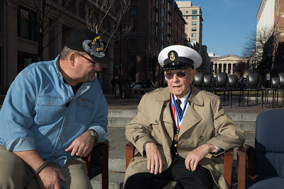 Pearl Harbor Day, Navy Memorial