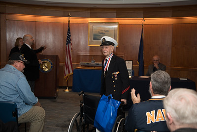 Pearl Harbor Day, Navy Memorial, Steve Twomey