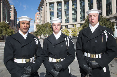 Veterans Day, US Navy Memorial