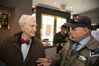 Veterans Day, US Navy Memorial