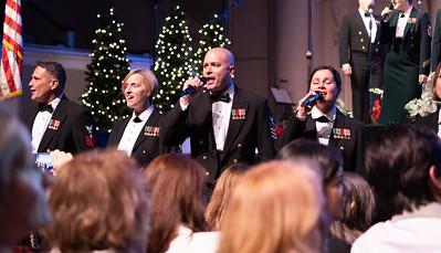 U.S. Navy Band; Sea Chanters