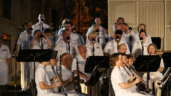 "Chief Musician Shana L. Sullivan sings ""Heroes"" (Aug. 11, 2015)"