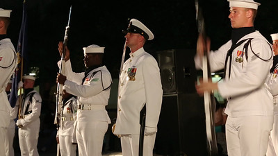 United States Navy Ceremonial Guard Drill Team