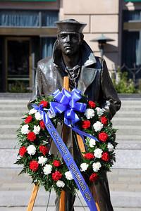 The Lone Sailor (US Navy Memorial - Wash DC)