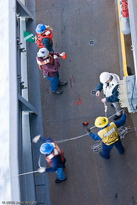 USNS Rainier unrep detail