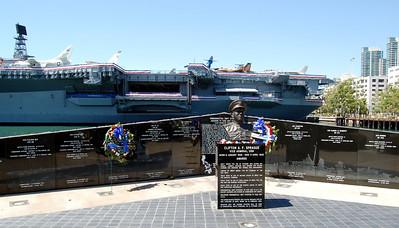 Admiral Sprague Monument