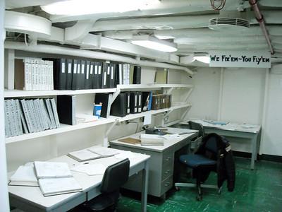 Squadron Maintenance Dept Office