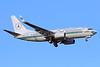Nigerian Air Force Boeing 737-7N6 WL 5N-FGT (msn 34260) ADW (Brian McDonough). Image: 932293.