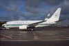 Nigerian Air Force Boeing 737-7N6 WL 5N-FGT (msn 34260) FRA (Bernhard Ross). Image: 932294.