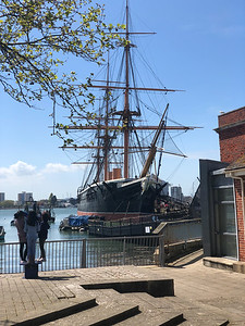 HMS Warrior, Britain's first ironclad warship
