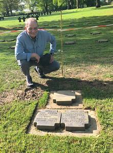 Michael Wittman's grave