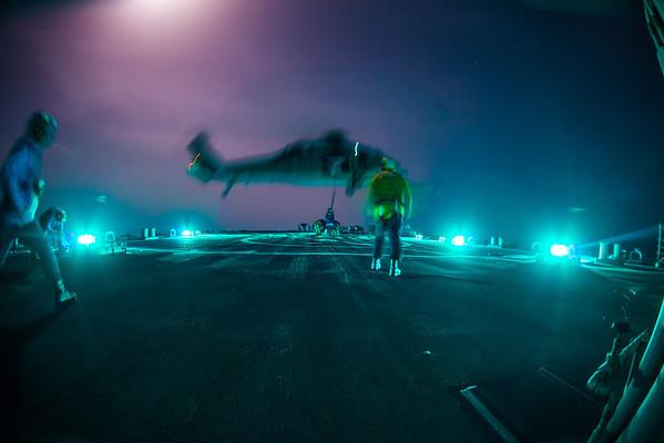 Flight Ops 10May and 12May 2014