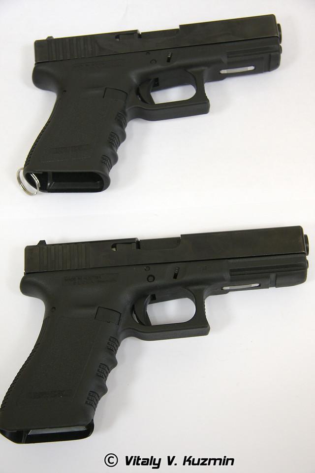 Глок 19 и Глок 17 (Glock 19 and Glock 17)