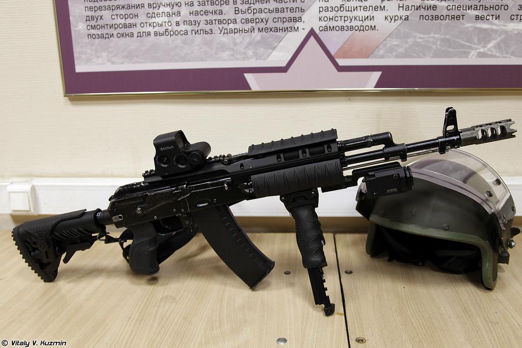 АК-74М с обвесом от FAB DEFENSE (AK-74M with FAB DEFENSE upgrade)