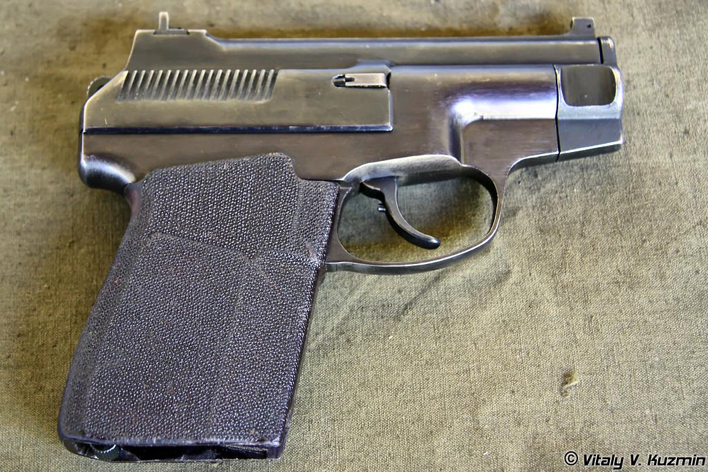 Пистолет самозарядный специальный), 6П28  ПСС Вул (6P28 PSS Vul silent pistol)