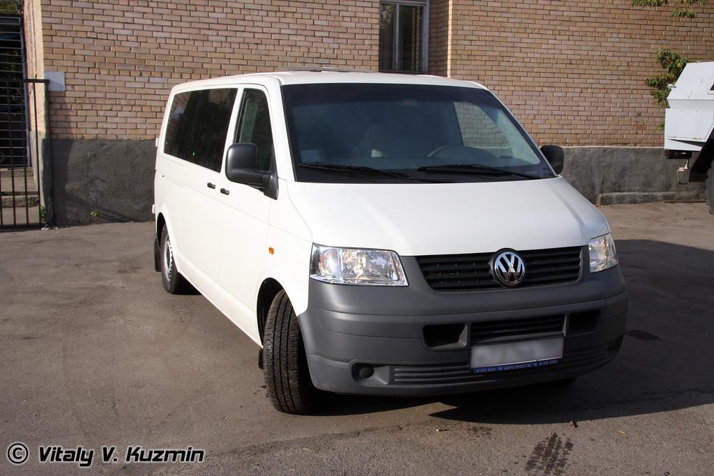Volkswagen T5 Transporter TDI