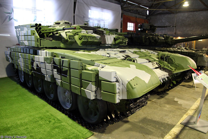 Object 787 Viper tank support combat vehicle