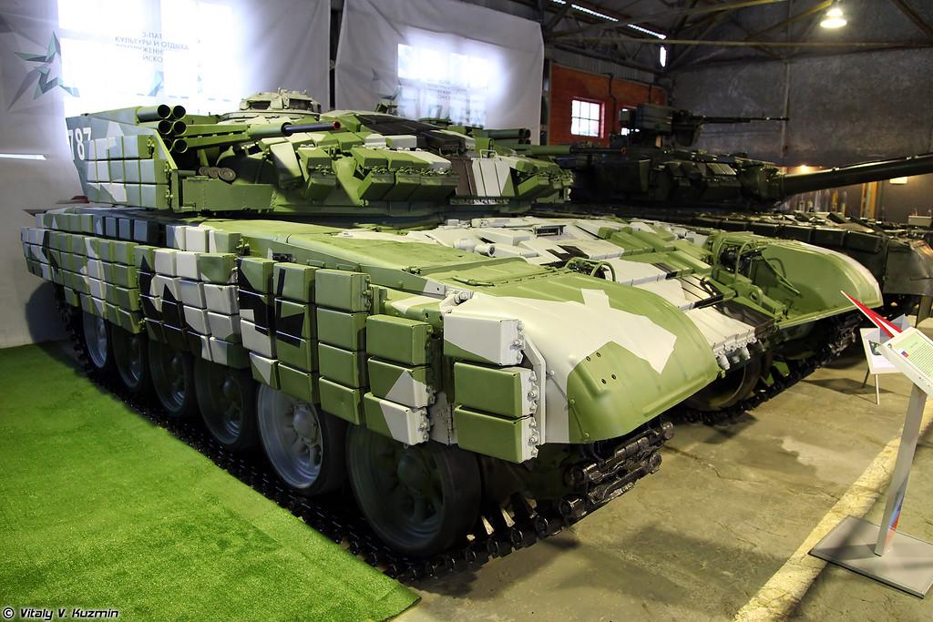 Опытная боевая машина поддержки танков Объект 787 Гадюка (Object 787 Gadyuka / Viper tank support combat vehicle)