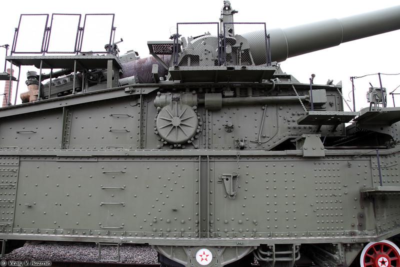 Железнодорожная артиллерийская установка ТМ-3-12 (TM-3-12 artillery)