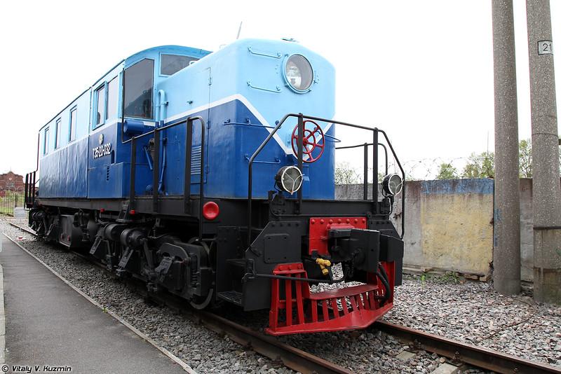 Грузопассажирский тепловоз ТЭ5-20-03 (TE5-20-03 diesel locomotive)
