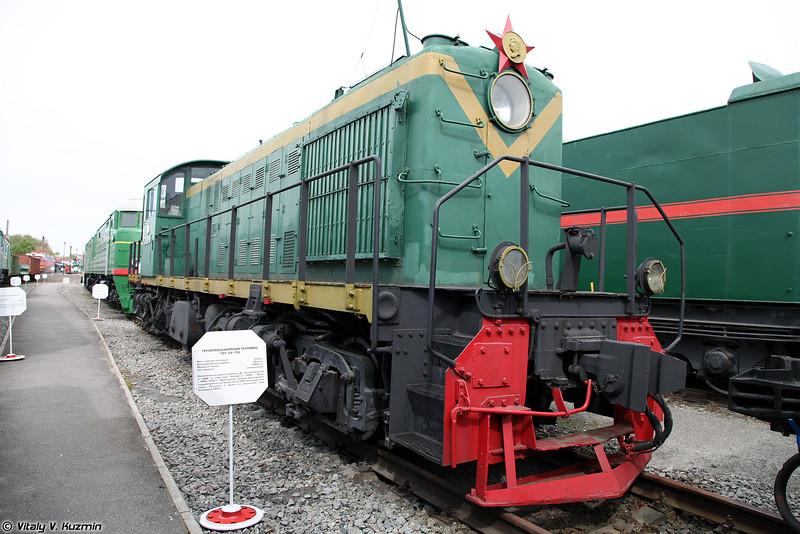 Грузопассажирский тепловоз ТЭ1-20-135 (TE1-20-135 diesel locomotive)