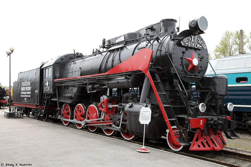 Грузовой паровоз Л 2298 (L 2298 steam locomotive)