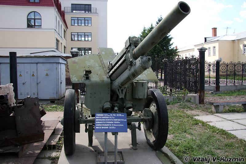 122-мм гаубица М-30 (122-mm M-30 howitzer)