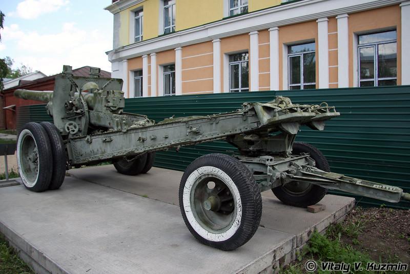 152-мм гаубица-пушка обр. 1937г. (152-mm Howitzer-cannon 1937)