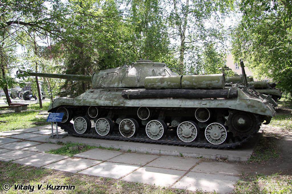 ИС-3 (IS-3)