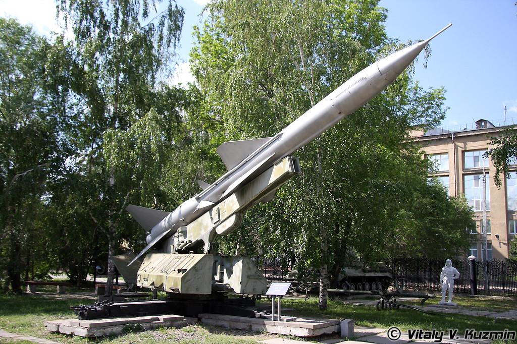Пусковая установка С-75 Десна (S-75 Desna)