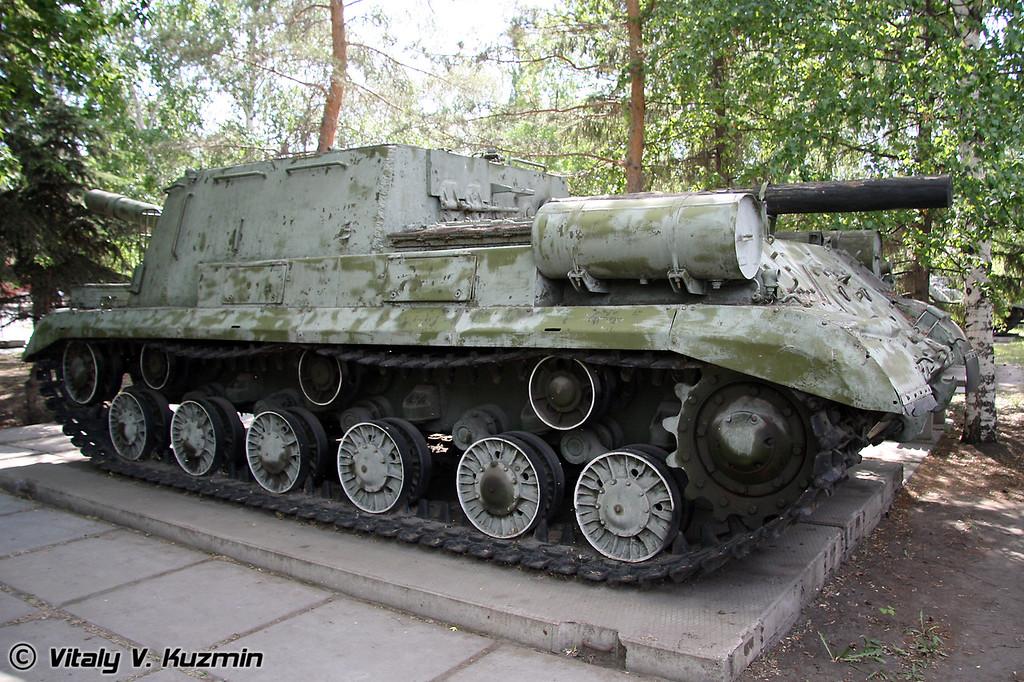 ИСУ-152 (ISU-152)