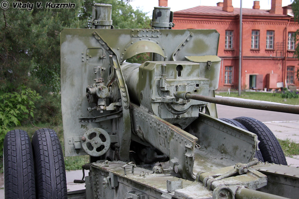 122-мм орудие обр.1937г. (122-mm cannon 1937 model)