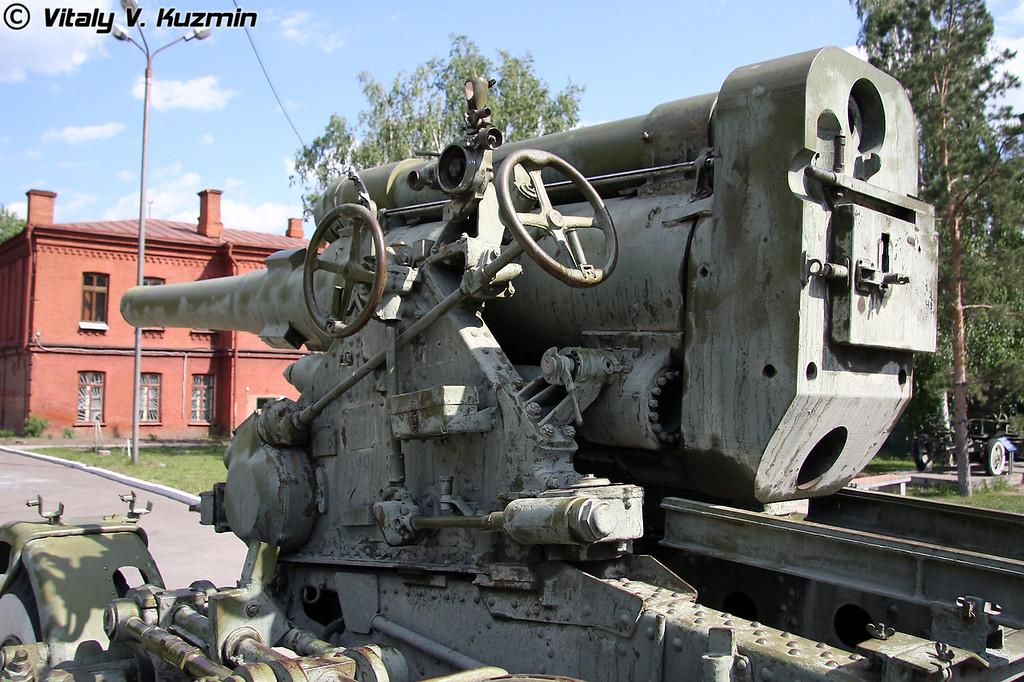 203-мм гаубица Б-4 (203-mm B-4 howitzer)