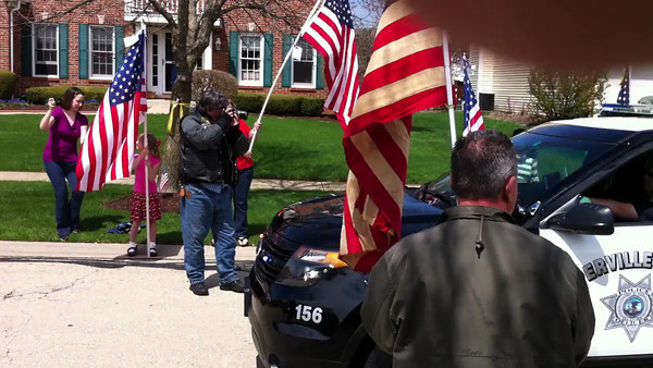 Operation Welcome You Home Ryan Pertile 4-28-13