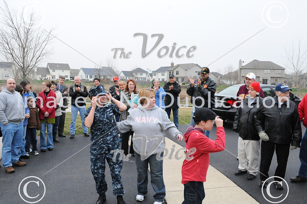 Operation Welcome You Home Melissa Bavone 4-8-11