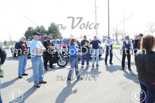 Operation Welcome You Home send off for Robert Bacigalupo II 4-9-11