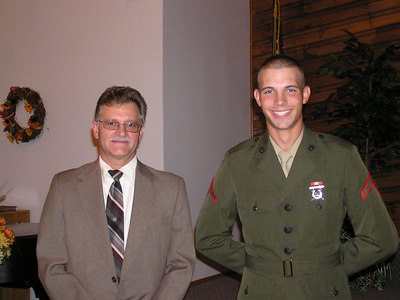 GARY HAINES AND DAN! OCTOBER 2005