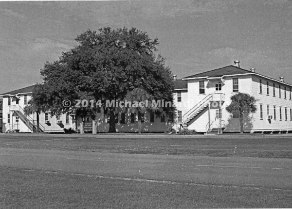 Barracks in 1963 of 2nd Battalion barracks img150