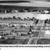 Aerial in 1963 of 2nd Battalion Barracks in foreground & 1st Battalion area in Background img151