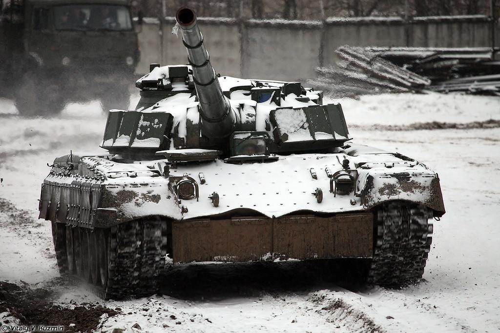 Объект 292 (Object 292 tank)