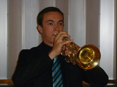15-Samuel Carrier- bugler