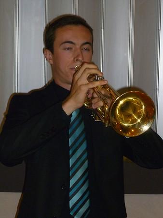 14-Samuel Carrier- bugler