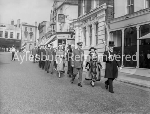Battle of Britain Parade, Sep 1958