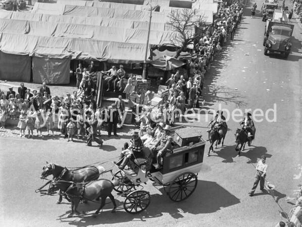 British Legion Parade, July 5th 1952